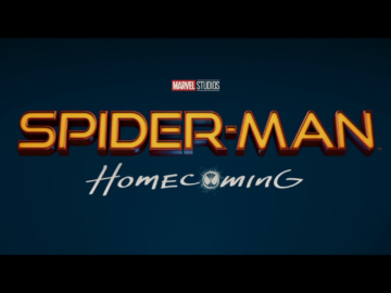 Spiderman Homecoming Title