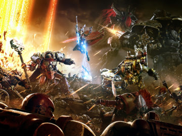 Dawn of War 3 Title