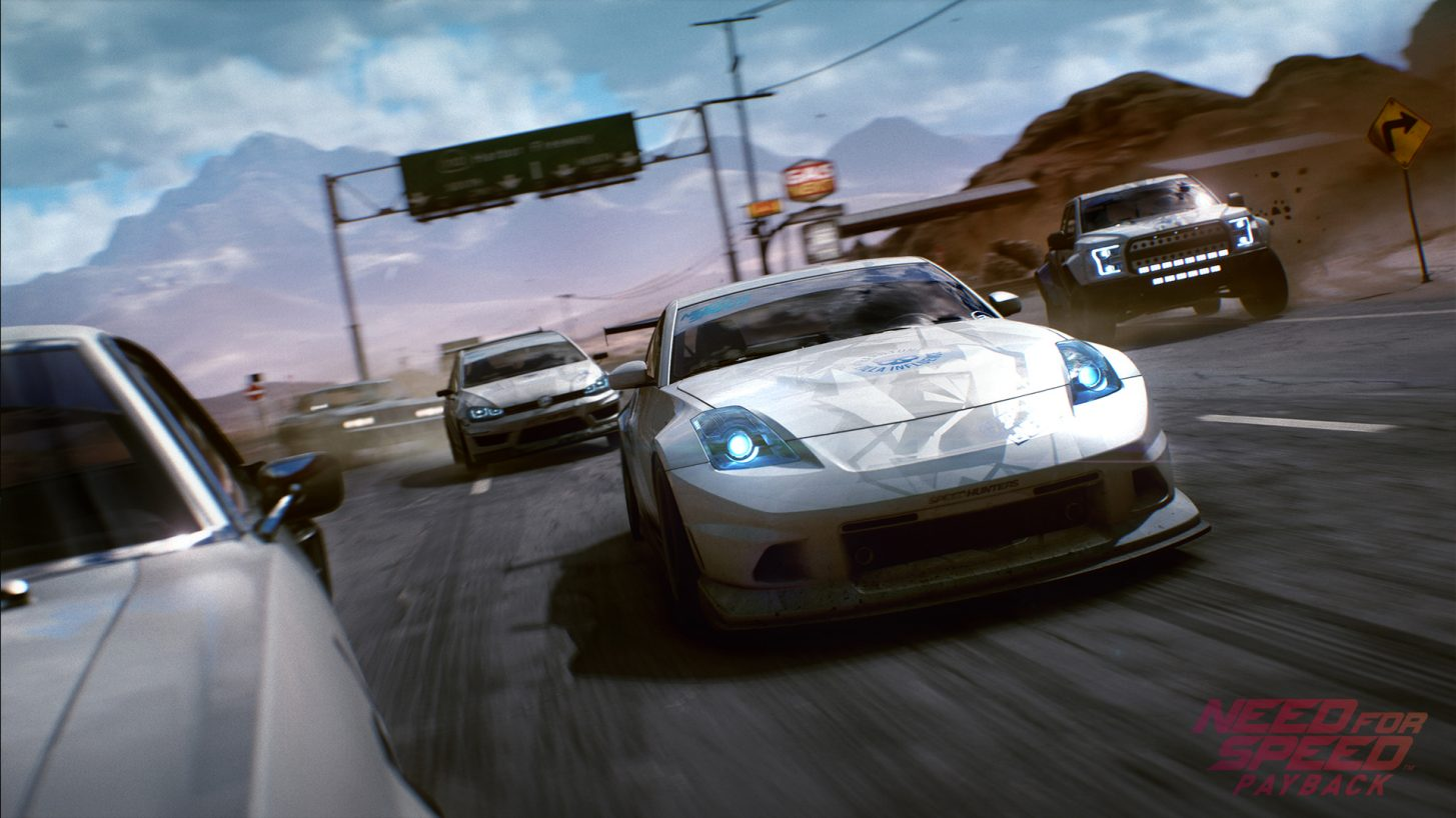 E3 EA Predictions 2017 Need For Speed Payback