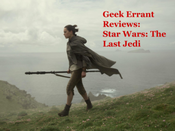 The Last Jedi Title
