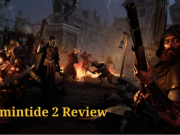 Vermintide 2 Title