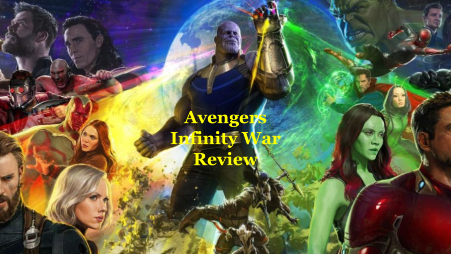 Infinity War Title