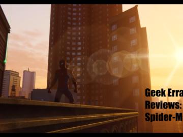 Spider-Man Title Card